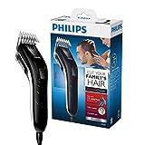 Philips QC5115/15 - Cortapelos silencioso con peine de 11 posiciones, Cuchillas de acero inoxidable,...