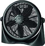 Genesis Adjustable Table Fan or Floor Fan - 20 Inch - 360 Degree Vertical Tilt, Durable