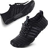 SAYOLA Water Shoes Mens Womens Quick Dry Sports Swim Aqua Shoes Barefoot Diving Boating Beach SA001...