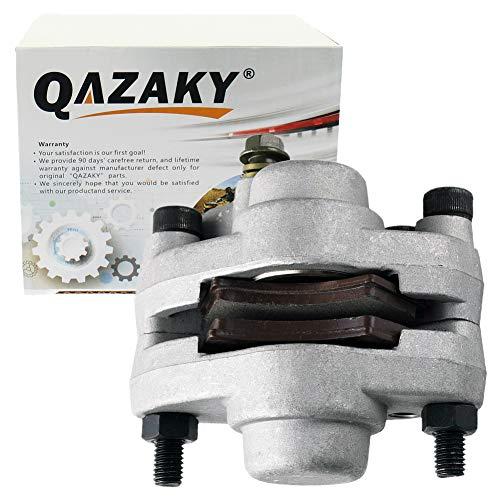QAZAKY Rear Brake Caliper With Pads for Polaris Magnum Scrambler Sport Trail Blazer Trail Boss Xplorer Xpedition 250 325 330 425 400 500 1910691 1910367 1910449 2202411 2201093 2201189 1910694 2201399