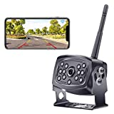 Rohent HD WiFi Digital Wireless Backup Camera for Trucks,Vans,Campers...