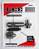 Lee Precision 90950Cutter and Lock Stud en kit, avec Nettoyeur du,...