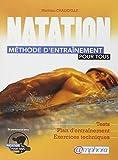 Natation : méthode d'entraînement pour...