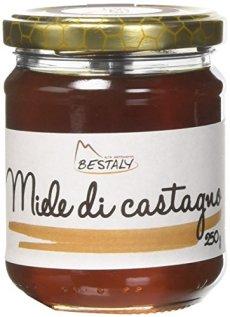 Bestaly Miele di Castagno Raccolto sull'Appennino Abruzzese Parco d'Europa - 250 gr