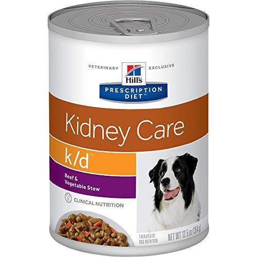 Hill's Prescription Diet k/d Kidney Care Beef &...