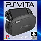 OFFICIAL Sony Playstation Vita PS Soft Travel Pouch Carry Case WITH STORAGE Bag...