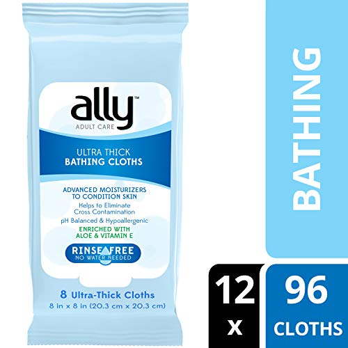 Ally Rinse-Free Ultra-Thick Adult...