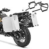 Maletas Laterales Aluminio para KTM 390 Adventure 2020 Namib 35l Soporte