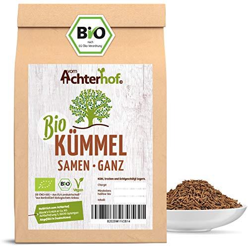 Bio Kümmel ganz echt (250g) Kümmelsamen Kümmeltee vom-Achterhof Kümmelsaat Caraway Whole Organic