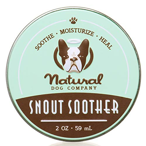 Natural Dog Company Snout Soother, Dog Nose Balm...