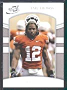 Earl Thomas S Texas - Seattle Seahawks (RC - Rookie Card) - 2010 Press Pass Portraits Edition NFL Trading Card In Screwdown Case Great looking NFL Trading Card Card is NM-MT Condition or Better Look for thousands of other great sportscards of your fa...