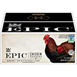EPIC Chicken Sriracha Protein Bars, Whole 30, Keto Consumer Friendly, 12Ct Box 1.5oz bars