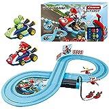 Carrera FIRST Nintendo Mario Kart – Circuit de course électrique avec...