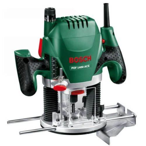 Bosch Home and Garden 060326C800 ACE Fresatrice Verticale, 1400 W