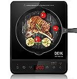 Deik Plaque à induction portable, réchaud électrique multifonction,...