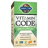 Garden of Life Vitamin B Complex - Vitamin Code Raw B Vitamin Whole Food Supplement, Vegan, 120 Capsules