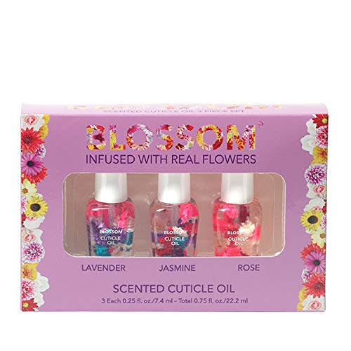 3 Piece Gift Set - Scented Cuticle Oil