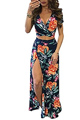 Trendy romper and maxi dress style in one Aro Lora's dresses are suitable in Night Club/party//wedding/cocktail occasions Machine washing and Washable Floral dress sold like hot cakes among modern ladies Choosing standard shipping takes 7-15 days to ...