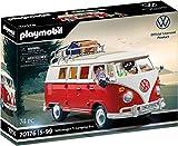 PLAYMOBIL 70176 Volkswagen T1 Camping Bus, para niños a Partir de 5 años