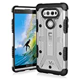 URBAN ARMOR GEAR [UAG] Compatible with LG V20 Case Plasma Feather-Light Rugged [Ice] Military Drop Tested Phone Case