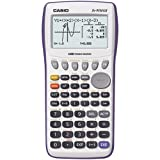 Casio fx-9750GII Graphing Calculator, White