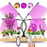 Lampe de Plante, EWEIMA 80 LEDs Lampe de Croissance à 360° Éclairage...