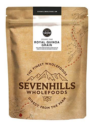 Sevenhills Wholefoods Granos De Quinua Orgánico 1kg