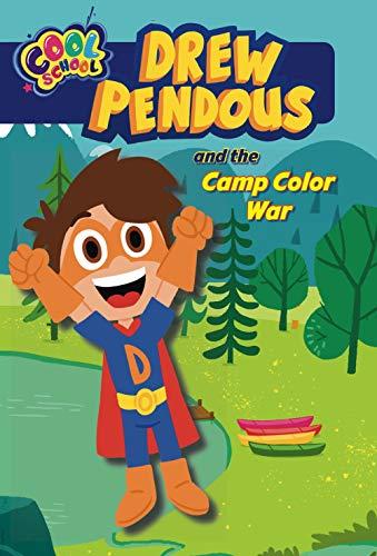Drew Pendous and the Camp Color War (Drew Pendous #1) (Paperback)