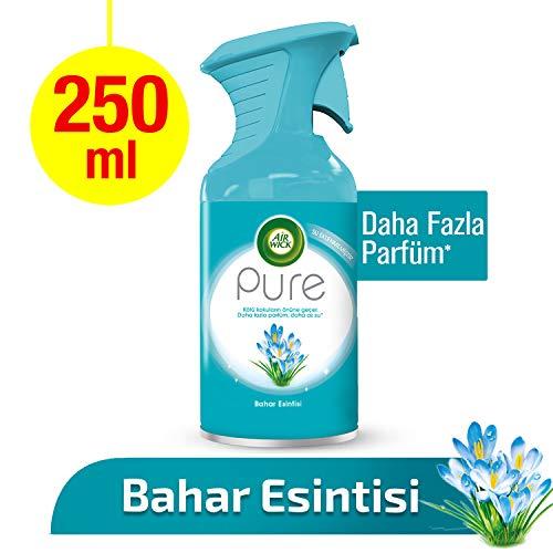 Air Wick Pure Aromatizante en Aerosol sin Agua, Cherry Blossom, 250 ml