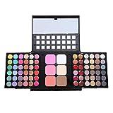 BrilliantDay set palette 78 colori per makeup cosmetici professionali, include rossetto correttore ombretti lucidalabbra fard cipria fondotinta