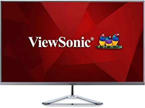 ViewSonic VX3276-MHD 32 Inch 1080p Frameless Widescreen IPS Monitor with Screen Split..