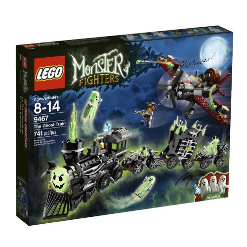 Lego Monster Fighters - The Ghost Train