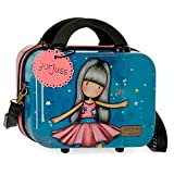 Santoro Gorjuss Dancing Among The Stars Neceser Adaptable Multicolor 29x21x15 cms ABS