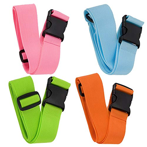 BlueCosto Luggage Strap Suitcase Belt Travel Accessories,...
