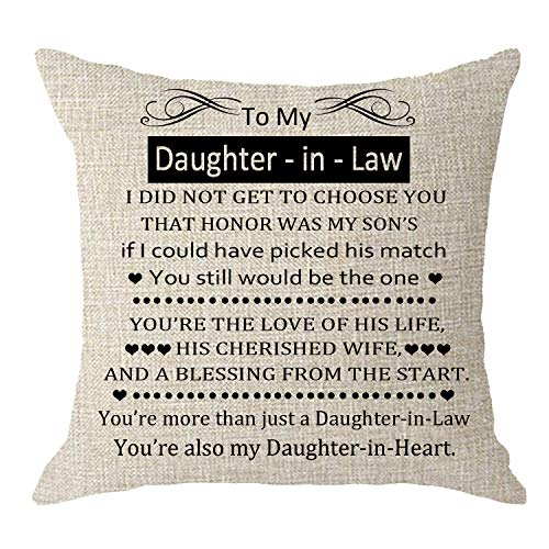 NIDITW to My Daughter-in-Law Stepdaughters Wedding Present I...