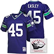 100% Polyester Adult Sizes Embroidered Tackle Twill Graphics Mock Jock Tag Officially Licensed NFL Merchandise