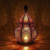 Gadgy Lanterne Marocaine Decoration Orientale l Soutient Bougies et Lumières...