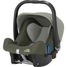 Britax Römer 2000025657–Ovetto Baby Baby-Safe II, Gruppo 0Plus (nascita–13kg), collezione 2017, Olive Green