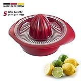 Westmark 3091227R Presse-Citron & Orange Limetta en Rouge,...