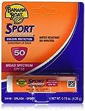 Banana Boat Sport Spf 50 Sunscreen Lip Balm, 6 Count