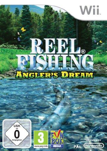 Reel Fishing: Anglers Dream (Wii) [Edizione: Regno Unito]