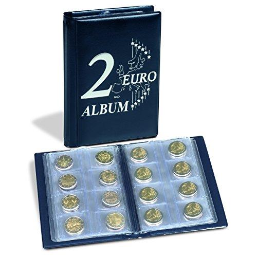 Leuchtturm (350454 Album de Poche Route 2-Euro pour 48 pièces de 2 Euros