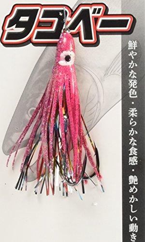 ヤマシタ(YAMASHITA) タコベー 平行針 2号 LP ラメ・ピンク