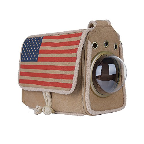 U-pet Innovative Patent Pending Pet Carrier Backpack