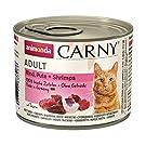 animonda Carny Adult Katzenfutter, Nassfutter für ausgewachsene Katzen