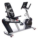 Diamondback Fitness 910SR Seat Recumbent with Electronic Display and Quiet Magnetic Flywheel