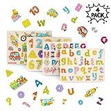 4pcs Puzzles En Bois ABC Alphabet, D'animaux Und Nombres Pour Les...