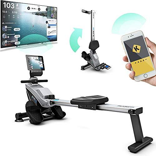 Bluefin Fitness Blade zusammenklappbares Rudergerät für Dein Heim-Gym   Rudergerät mit Magnetwiderstand  ...