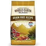 Whole Earth Farms Grain Free Recipe Dry Dog Food, Chicken & Turkey, 25-Pound