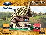 BlueBrixx 11005 - Kingdom Come Deliverance, Skalitz Merchant - Compatible with Lego
